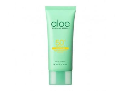 Aloe Waterproof Sun Gel