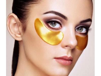 Домашние патчи для кожи вокруг глаз