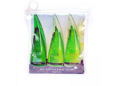 Jeju Aloe Face Body and Care Set