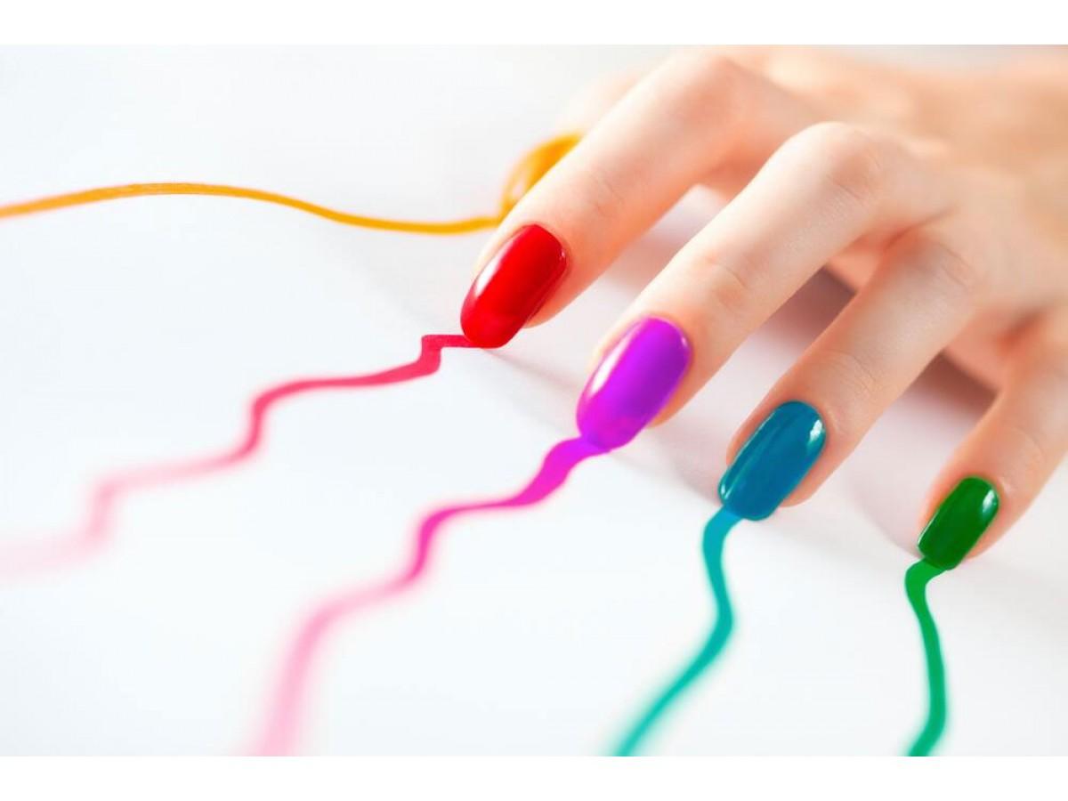 Как снять гелевые ногти?