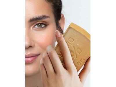 Как уложить брови мылом?