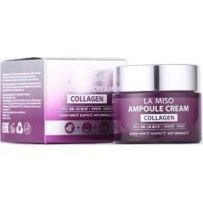 Антивозрастной ампульный крем для лица с коллагеном Ampoule Cream Collagen