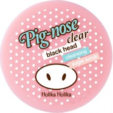 Очищающий сахарный скраб Pig-nose Clear Black Head Cleansing Sugar Scrub