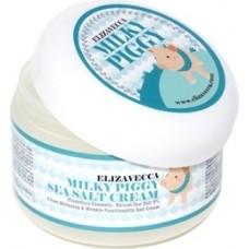 Крем для лица с морской солью Milky Piggy Sea Salt Cream