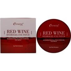 Гидрогелевые патчи для глаз с экстрактом красного вина Red Wine Hydrogel Eye Patch