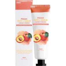 Крем для рук с персиком Petit L'Odeur Hand Cream Peach