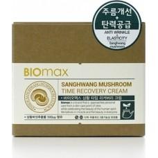 Крем для лица с экстрактом гриба санхван Sanghwang Mushroom Time Recovery Cream