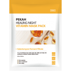 Восстанавливающая тканевая маска с витаминами Healing Night Vitamin Mask Pack
