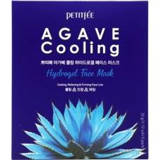Гидрогелевая маска для лица с экстрактом агавы Agave Cooling Hydrogel Face Mask 1pcs