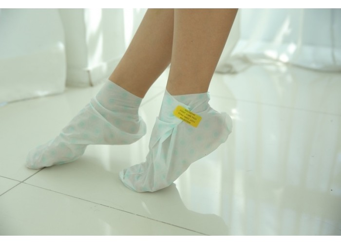 Увлажняющая мятная маска для ног Foot Moisture Pack (Mint)