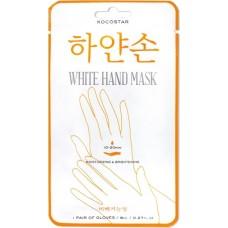 Восстанавливающая маска для рук White Hand Mask