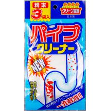 Средство для чистки труб (3 пакетика)