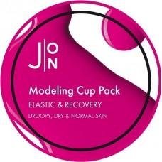Альгинатная маска для лица, восстановление и эластичность Elastic & Recovery Modeling Pack