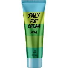 Крем для ног c муцином улитки Daily Foot Cream Snail