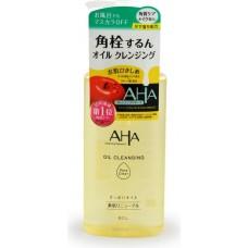 Гидрофильное масло для снятия макияжа AHA Oil Cleansing