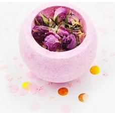 Бомбочка для ванны Розовая чаша