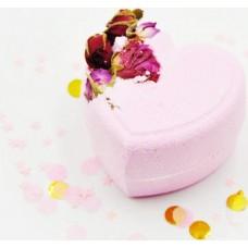 Бомбочка для ванны Мое пылающее сердце