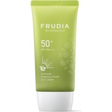 Солнцезащитный крем с авокадо SPF50+/PA ++++ Avocado Greenery Relief Sun Cream
