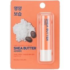Бальзам для губ с маслом ши Pure Essence Shea Butter Lip Balm