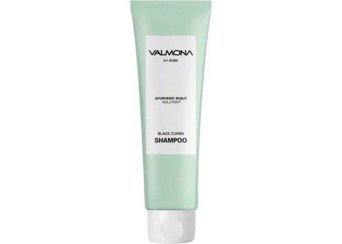Шампунь для волос с комплексом целебных трав Valmona Ayurvedic Scalp Solution Black Cumin Shampoo