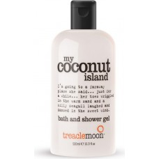 Гель для душа My Coconut Island Bath & Shower Gel, кокосовый рай