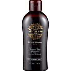 Шампунь для волос с хной и комплексом восточных трав Gold Henna Clinic Shampoo
