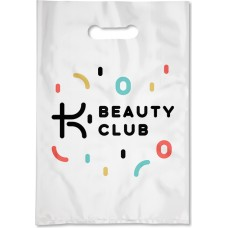 Пакет белый 40х50 KBClub