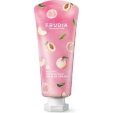 Увлажняющее молочко для тела с персиком My Orchard Peach Body Essence
