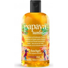 Гель для душа Papaya Summer Bath & Shower Gel, летняя папайя