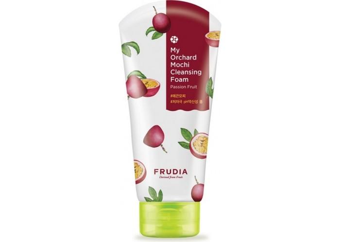 Очищающая пенка для лица с маракуйей My Orchard Passion Fruit Mochi Cleansing Foam