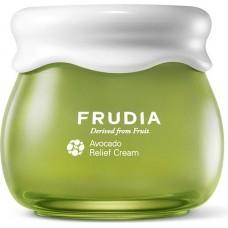 Восстанавливающий крем для лица с авокадо Avocado Relief Cream