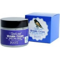 Антивозрастной крем для лица с экстрактом ласточкиного гнезда Bird'S Nest Wrinkle Cream