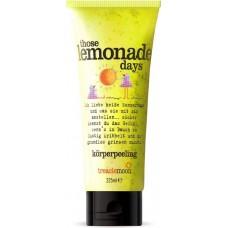 Скраб для тела Those Lemonade Days Body Scrub, домашний лимонад