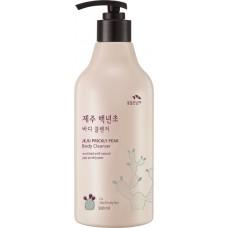Гель для душа с кактусом Jeju Prickly Pear Body Cleanser
