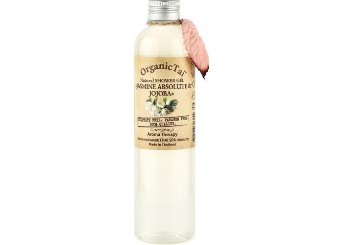 Безсульфатный гель для душа с маслом жожоба и жасмина Natural Shower Gel Jasmine Absolute & Jojoba