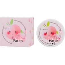 Гидрогелевые патчи для глаз Hydrogel Eye & Cheek Petit Peach Patch