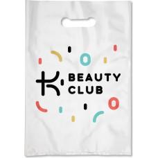 Пакет белый 20х30 KBClub