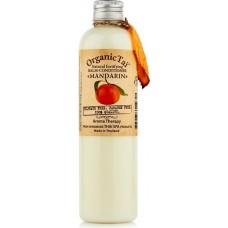 Безсульфатный бальзам-кондиционер с мандариновым маслом Natural Fortifying Balm-Conditioner Mandarin