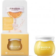 Крем-смузи для лица с цитрусом, придающий сияние Citrus Brightening Cream, мини-версия