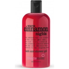 Гель для душа Warm Cinnamon Nights Bath & Shower Gel, пряная корица