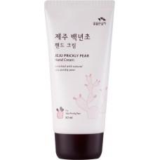 Увлажняющий крем для рук с кактусом Jeju Prickly Pear Hand Cream