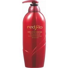 Восстанавливающий кондиционер для поврежденных волос с камелией Redflo Camellia Hair Conditioner