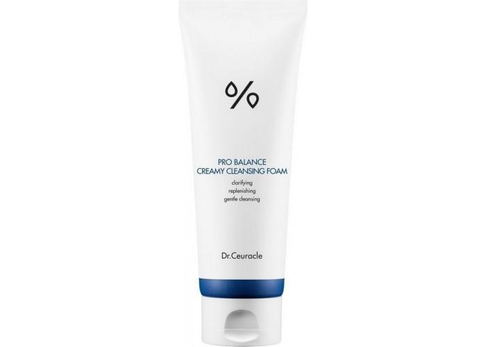 Очищающая пенка для умывания с пробиотиками Pro-balance Creamy Cleansing Foam