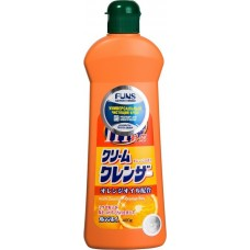 Универсальный чистящий крем с ароматом апельсина