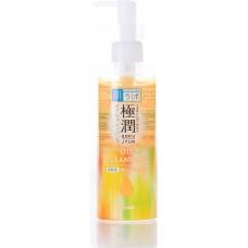 Гидрофильное масло для лица с гиалуроновой кислотой Gokujyun Oil Cleansing