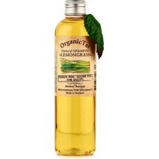 Безсульфатный шампунь для волос с маслом лемонграсса Natural Shampoo Lemongrass