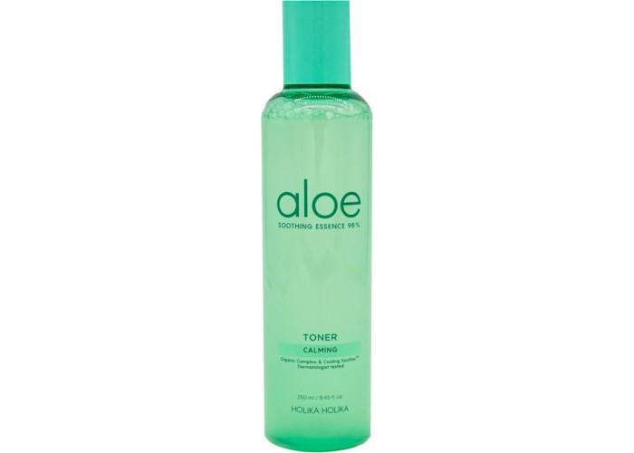 Увлажняющий тонер для лица Aloe Soothing Essence 98% Toner